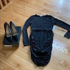 Leith glitter dress